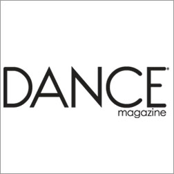 Cover photo / Dance Magazine College Guide / July 2014