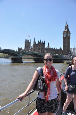 with Big Ben & Parliament