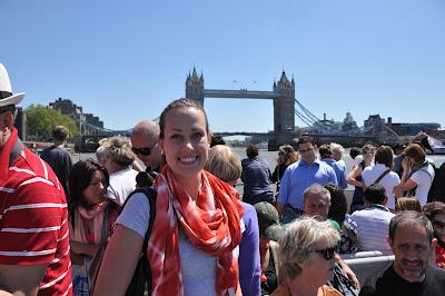 tower bridge, so much cooler than London bridge