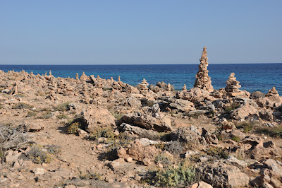 Near the lighthouse at Cap Ses Salines