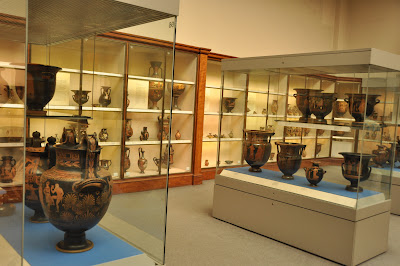 Greek pottery - so beautiful