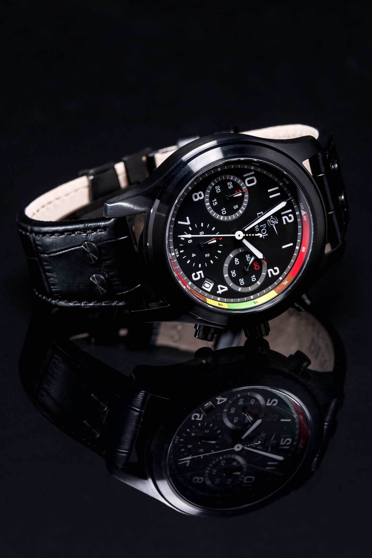 dlc owned u pre bremont watches