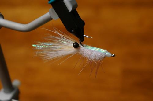 dock light shrimp (set of 4) — sandbar flies, Reel Combo