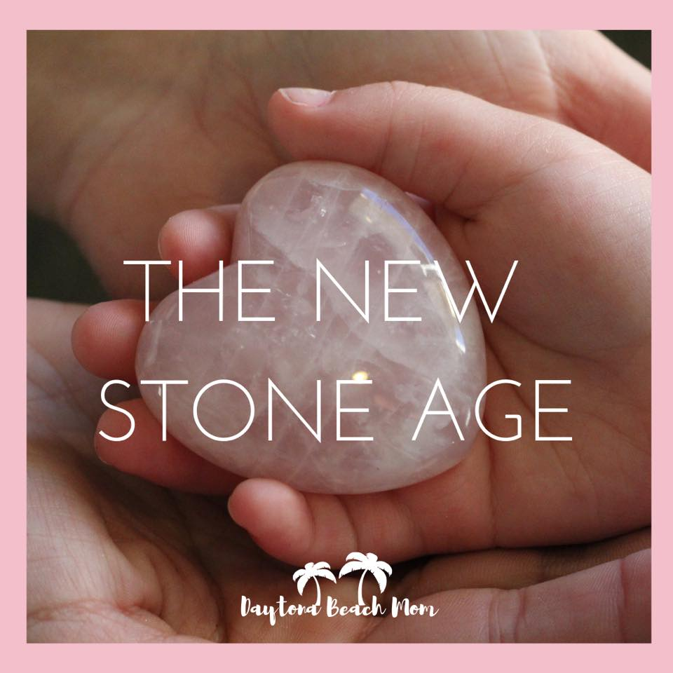 Featured on Daytona Beach Mom - The New Stone AgeBy Melissa Frankel