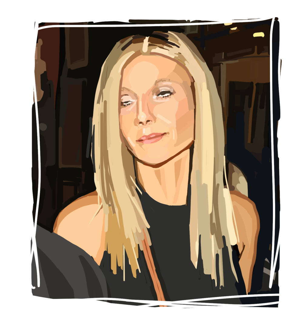 Laura Collins Gwyneth Paltrow Rolling Her Eyes 2018.png