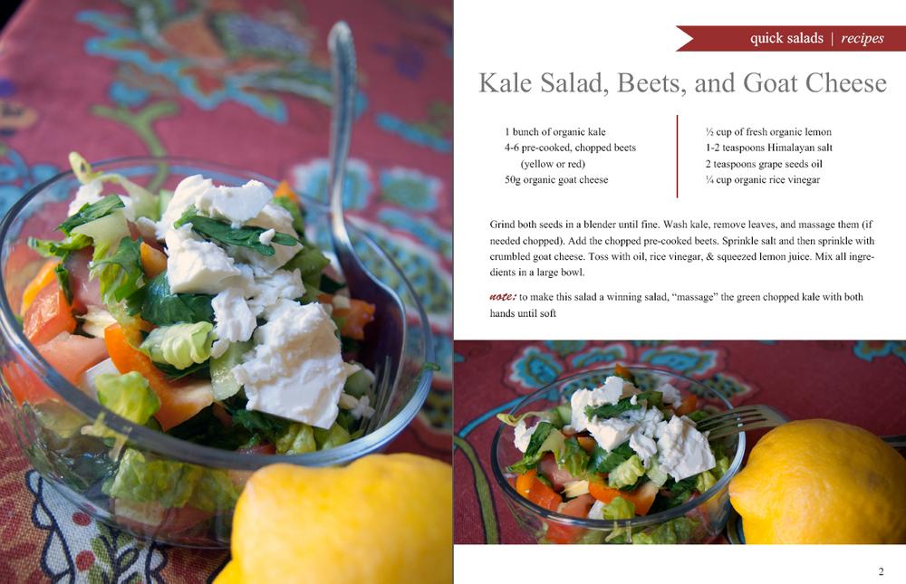 Cookbook detail