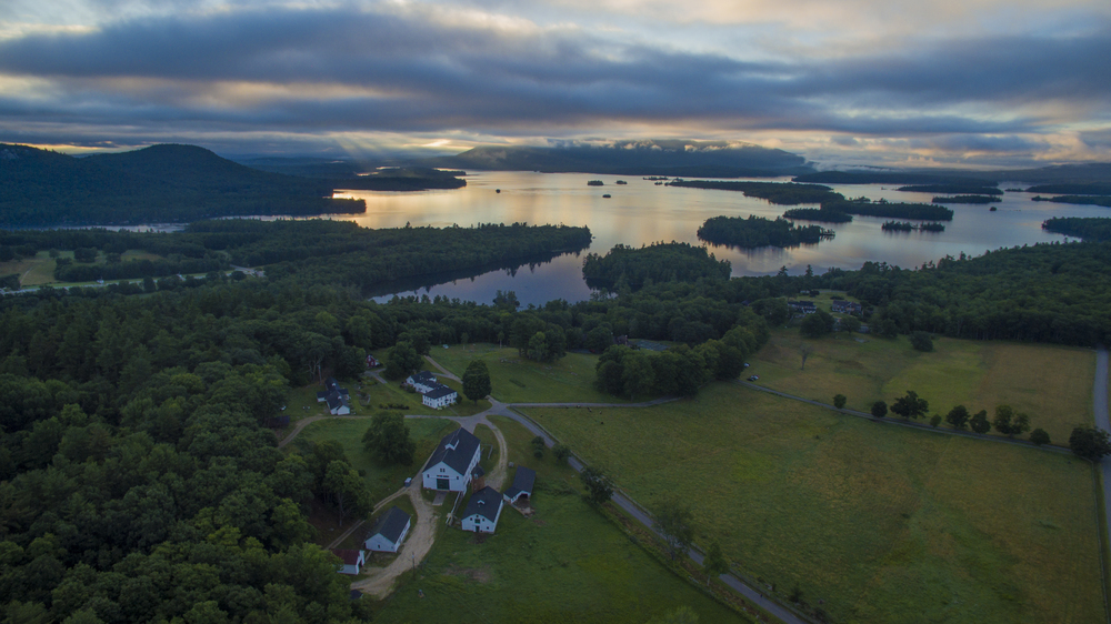 burleigh farm on squam lake