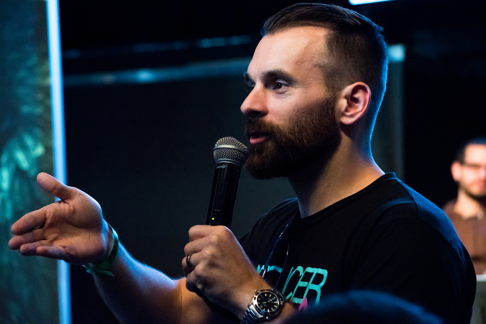 Nick Scarpino at PSILoveYouXOXO Live