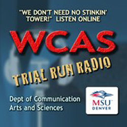 PRODUCER & ON AIR TALENT:  I produced and was on air talent for a daily show on WCAS Radio, the Metro State communications department internet radio station.