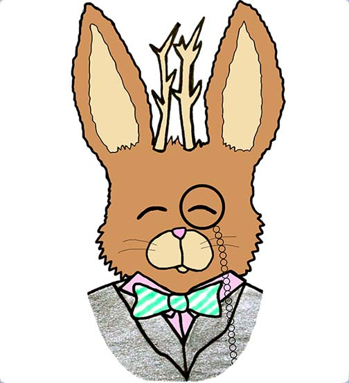 The Dapper Jackalope
