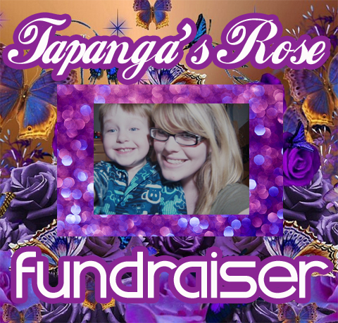 Our Limited Edition Rose Scent to help raise money for her YouCaring Fund. Please join us!