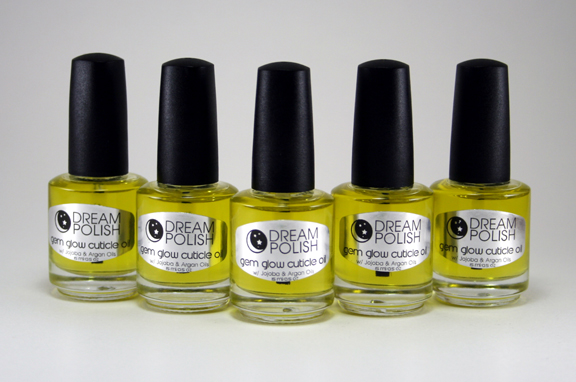 Cutcile Oil is another great way to intensely moisturize your hands, especially the skin around your nails.