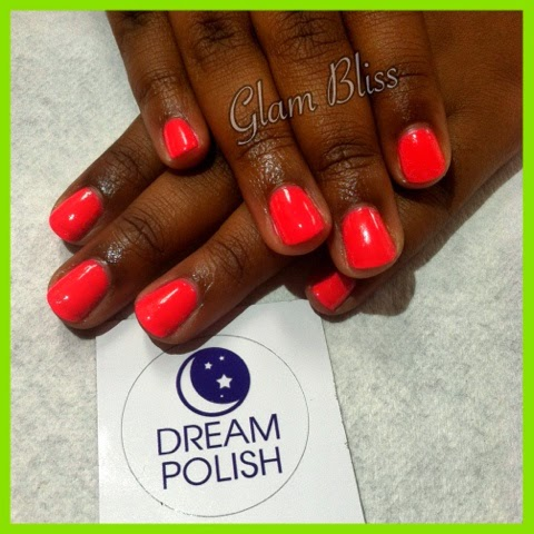 Certified Nail Tech Lekisha from @glambliss reviews Gem Glam Top Coat