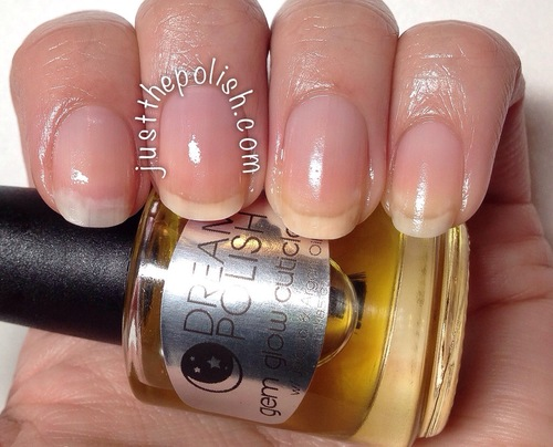 gem glow cuticle oil dream polish nail remover gel