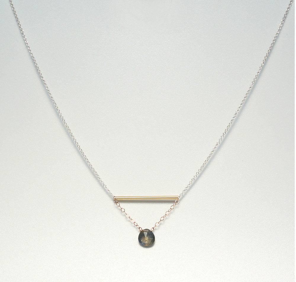 Sol+Labra+Necklace+handmade+with+14k+Rose+Gold,+14k+Gold,+Labradorite+and+Sterling+Silver.jpg