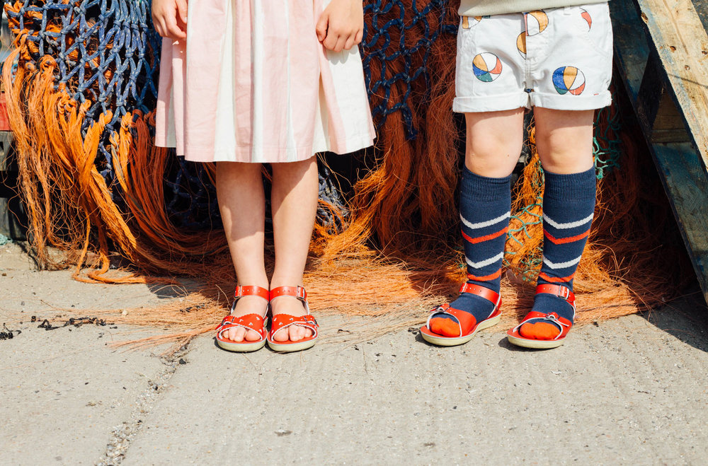 Saltwater Sandals kids Summer 2017