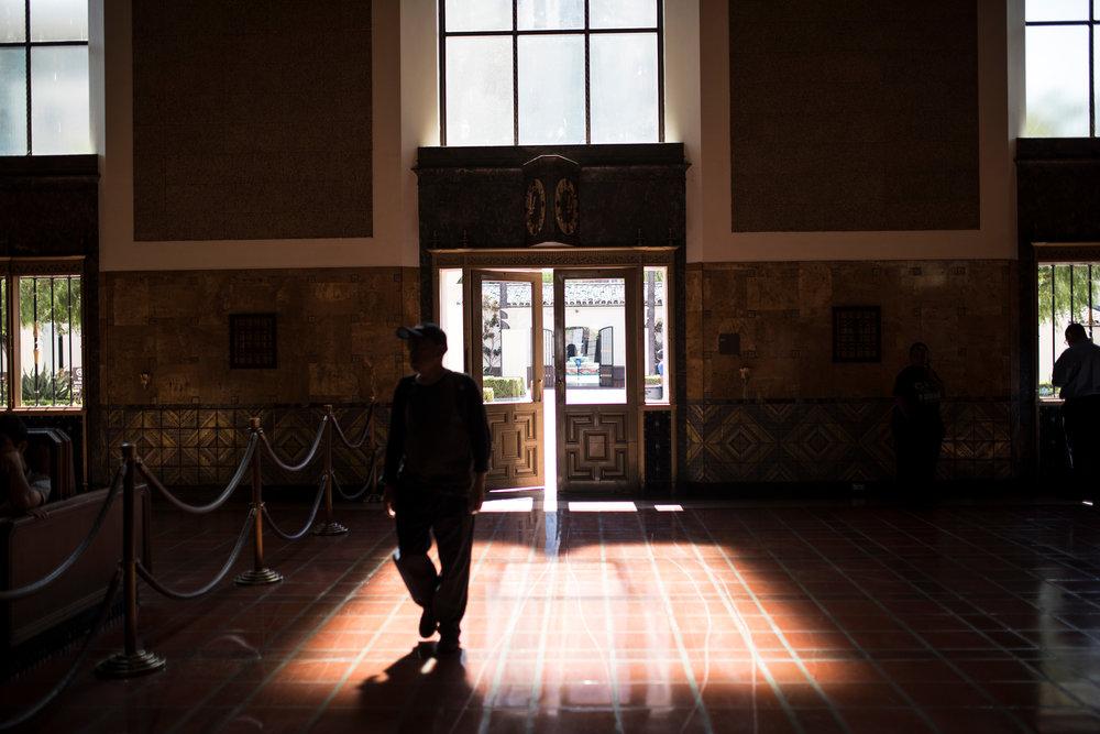 Art Deco Style Union Station