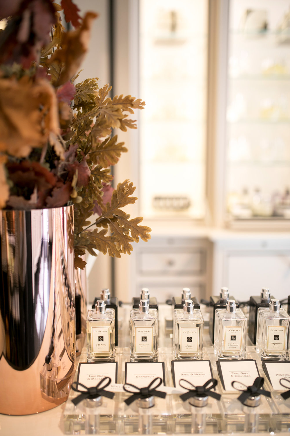 Jo Malone - brand photography