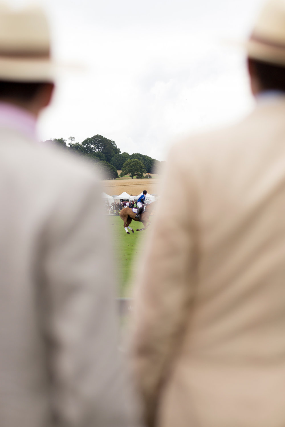 Polo at Cowdray Estate