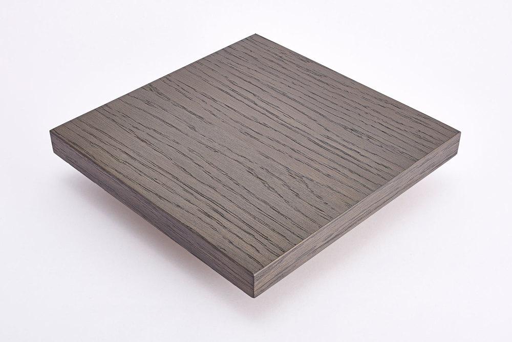 Dark Grey Oak FInish