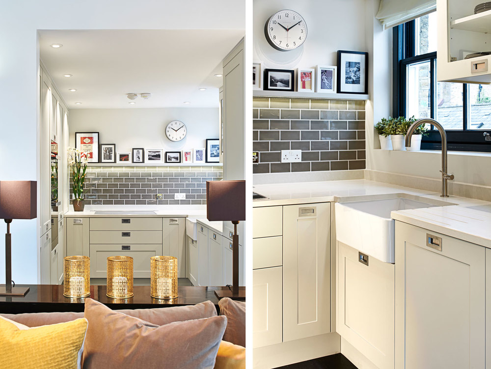 Fulham Road – a classic kitchen with a hint of urban style