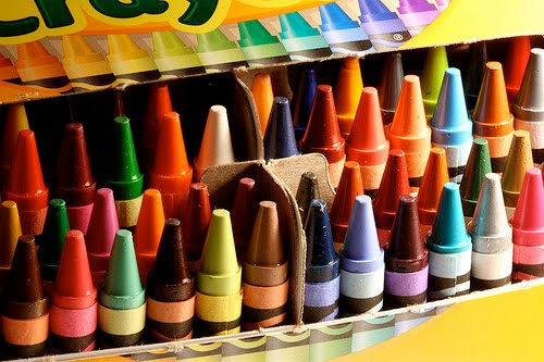 """Giving you the crayons to create lasting memories with your children."""