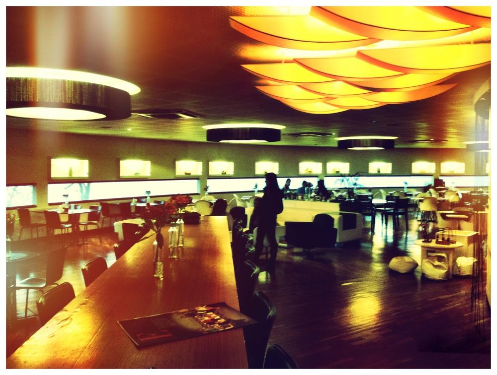 Restaurante en MAC