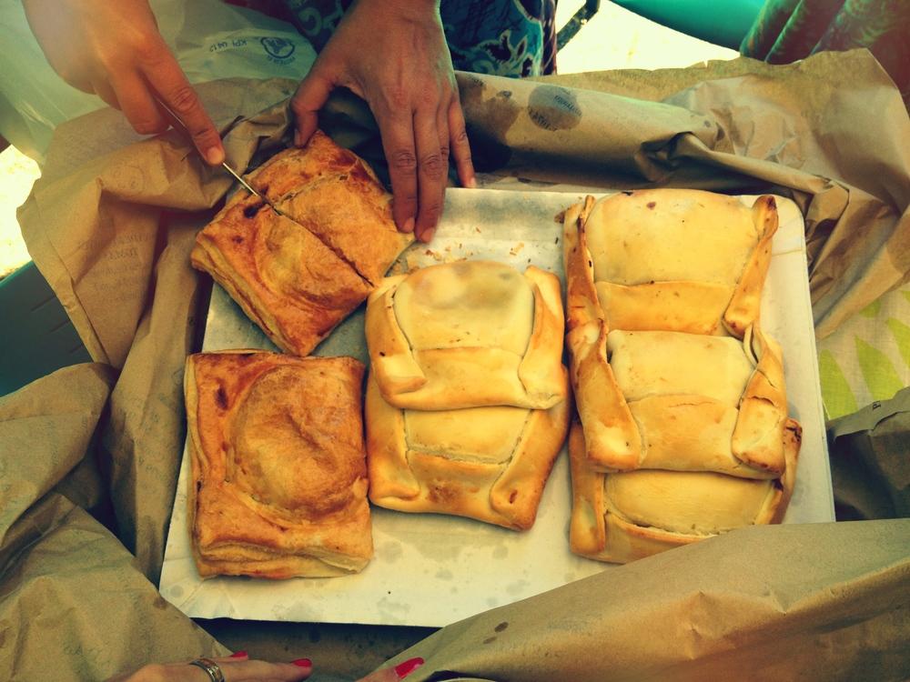 Pino empanadas