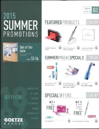 See the article Goetze Dental published about our new office in their quarterly promotions catalog!