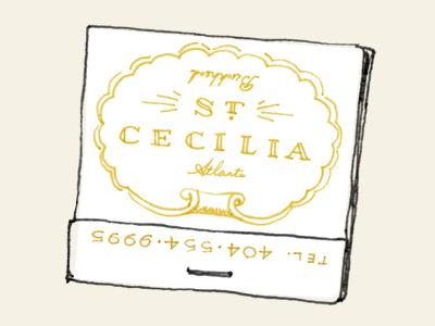 St. Cecilia — Buckhead, Atlanta, Ga.