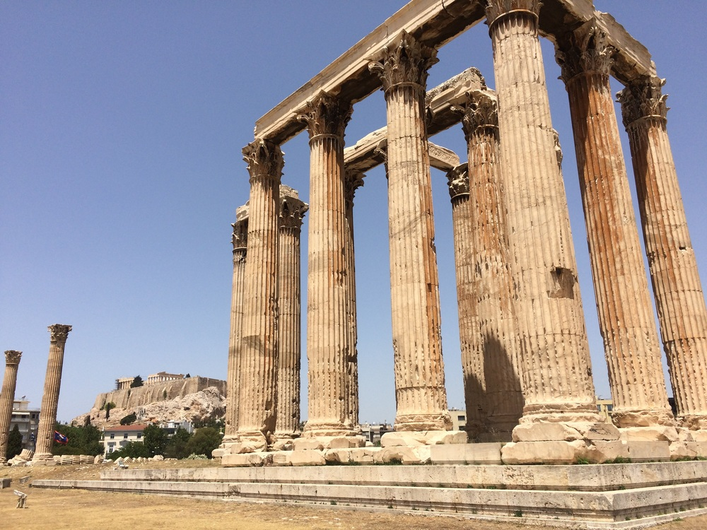 Temple of Zeus (the Olympian)