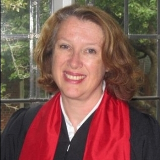 The Rev. Dr. Karen Dimock, St. Andrew's Presbyterian Church in Ottawa