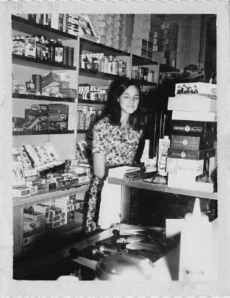 Lynn Sheridan (former employee) circa 1960s