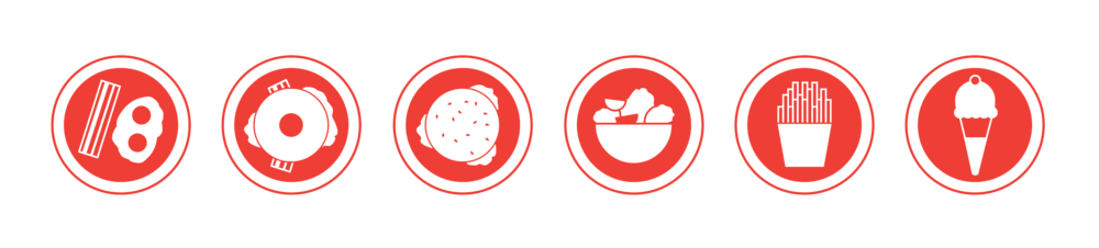 Bill's Luncheonette Icons.png