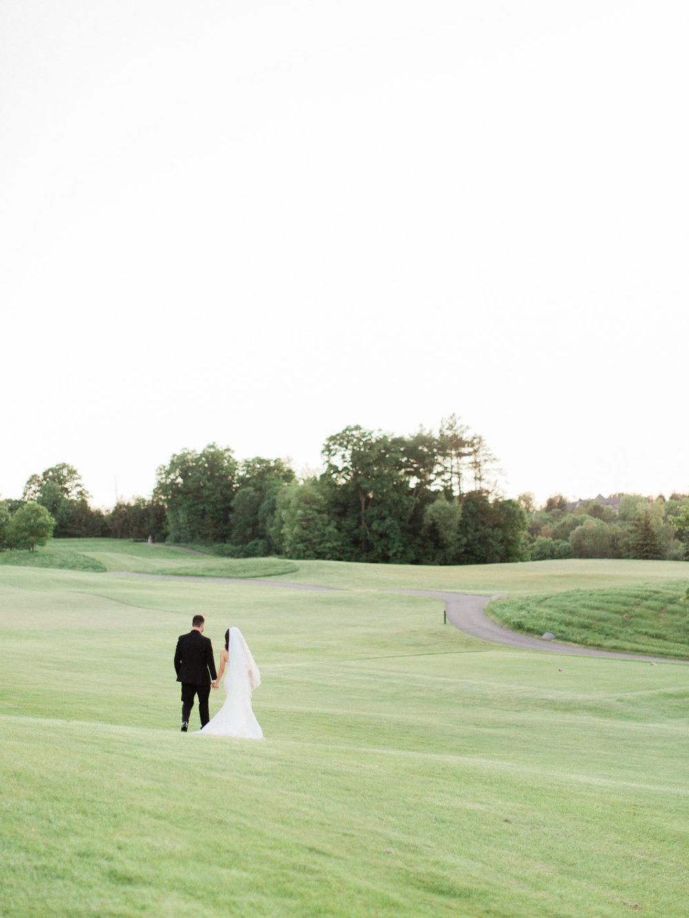 Kings Riding Golf Club Toronto Wedding Photographer