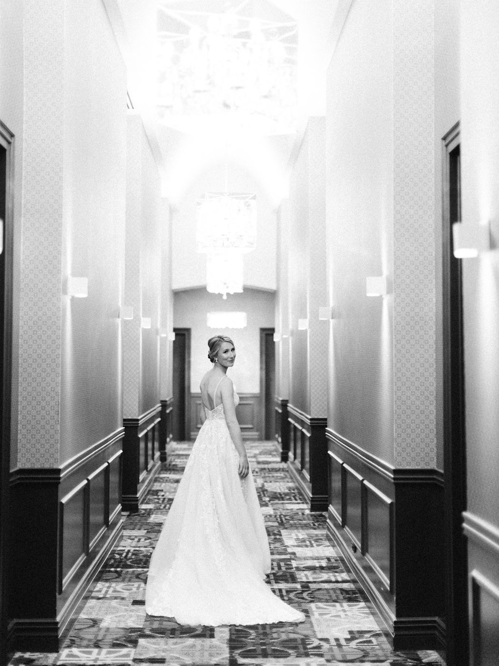 Downtown Toronto Berkeley Fieldhouse Wedding The Grand Hotel