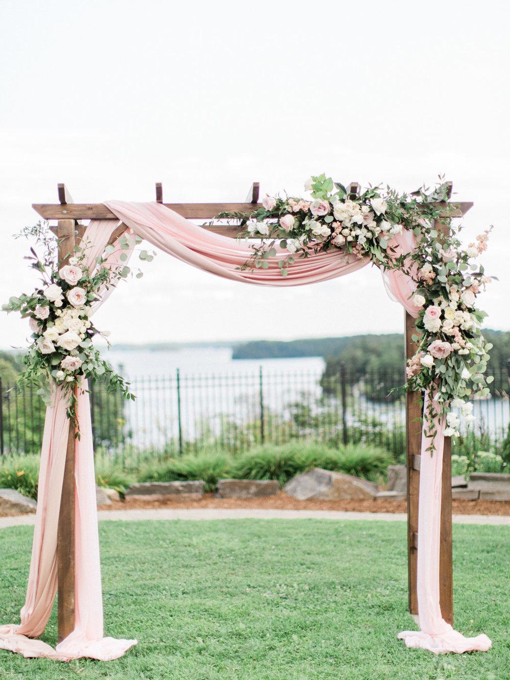 summery muskoka waterfront wedding at the jw marriott rosseau