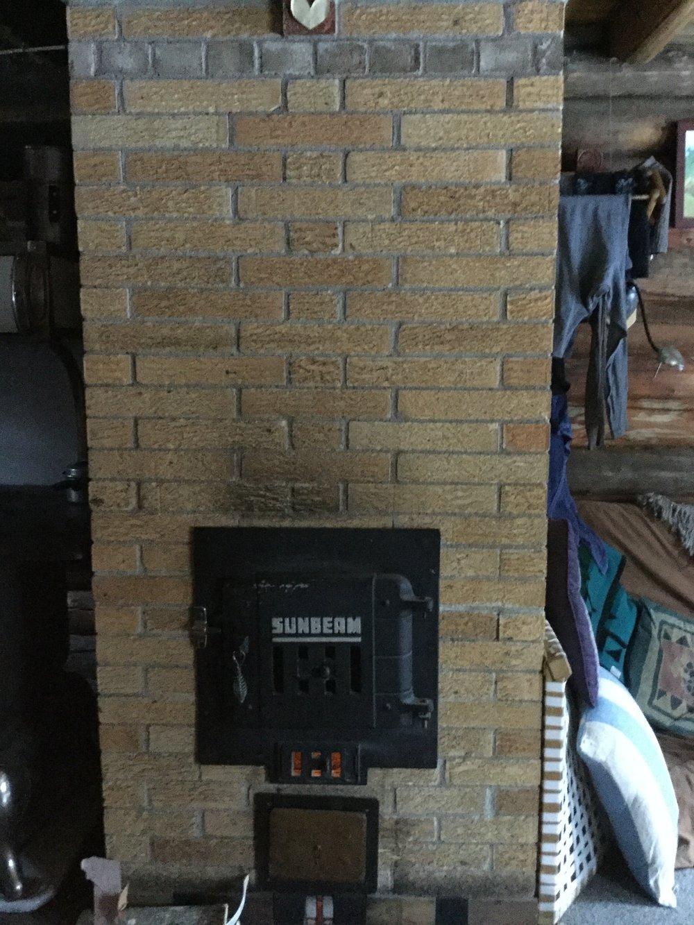 John's heat stove