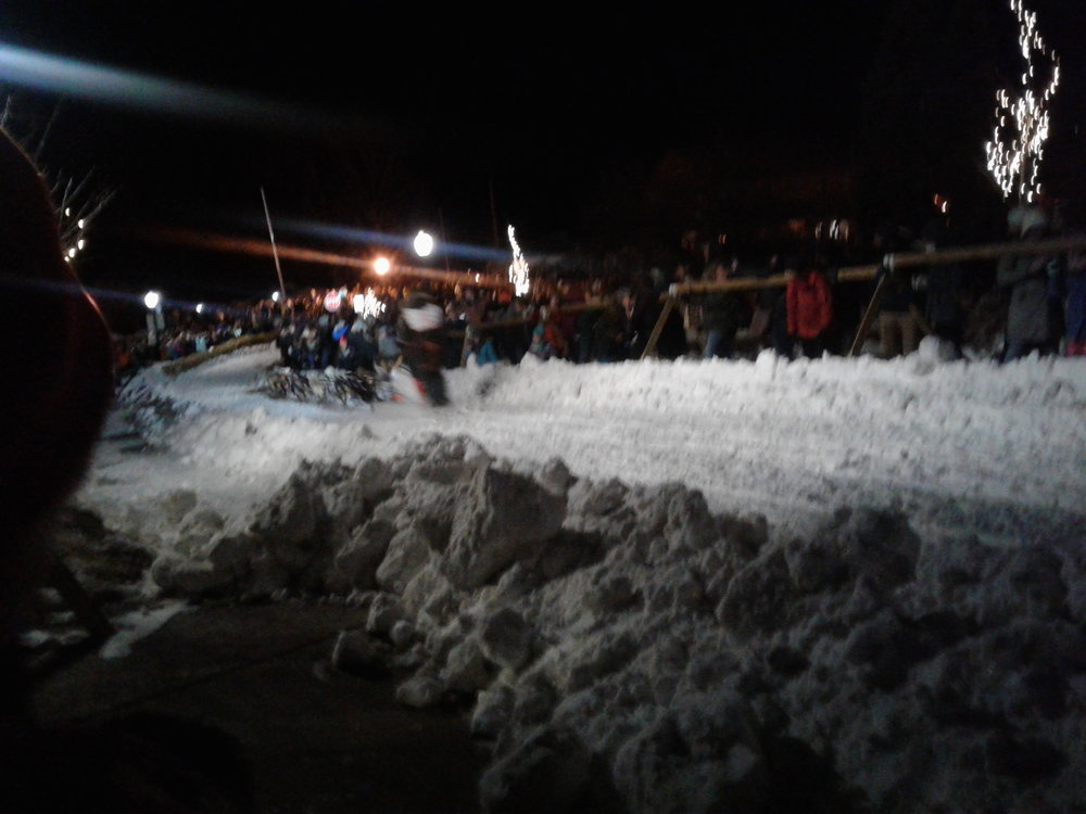 UP 200 sled dog race in Marquette