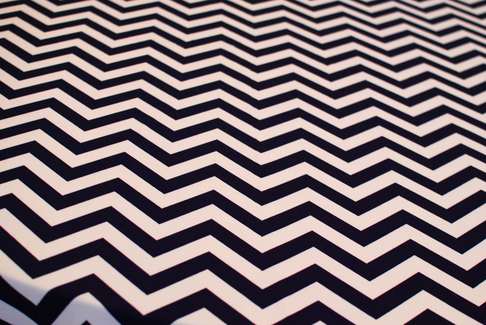 Chevron - Navy