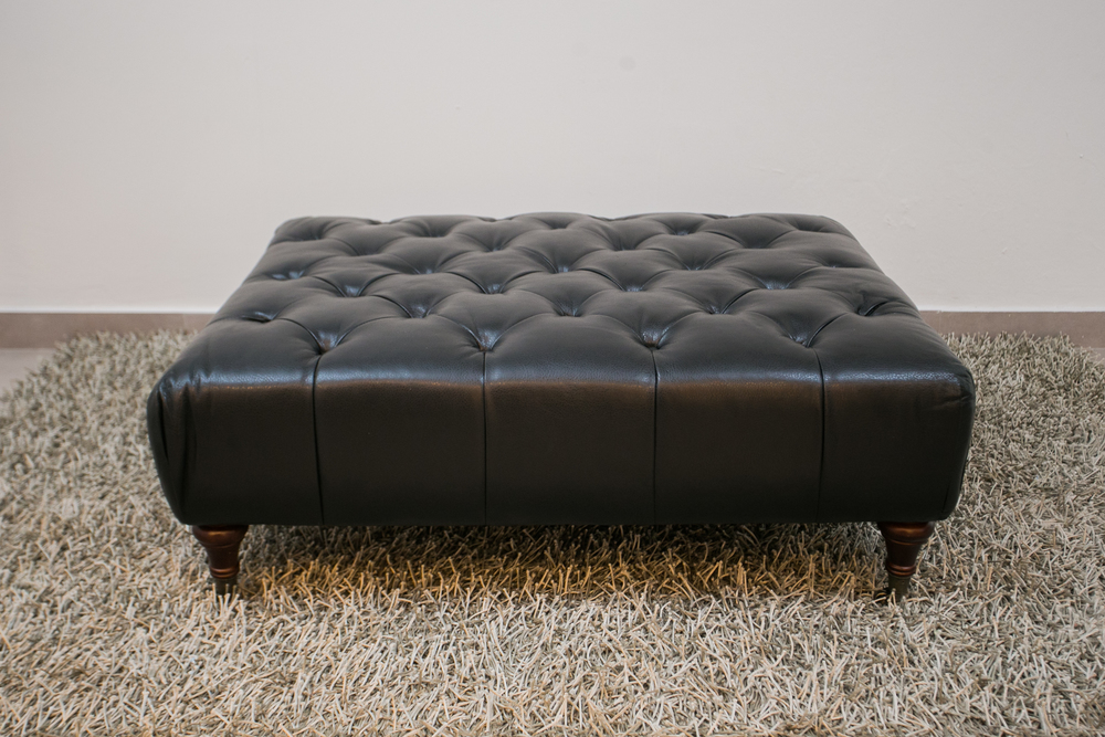 Leather Tufted Ottoman - Black.jpg