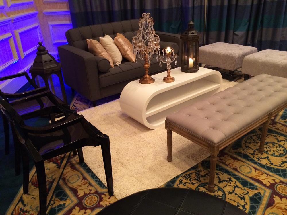 Vintage Lounge Set