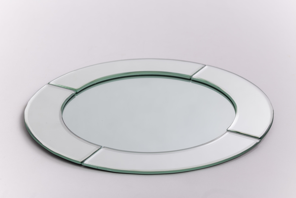 Round Mirror Charger
