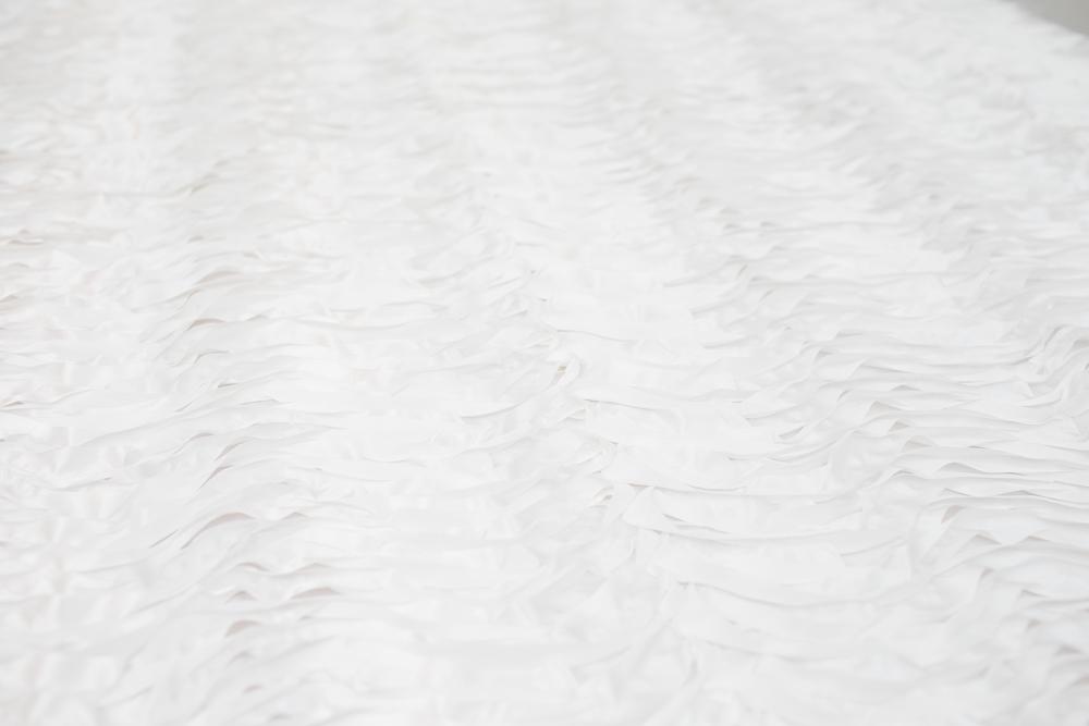 Wave - White
