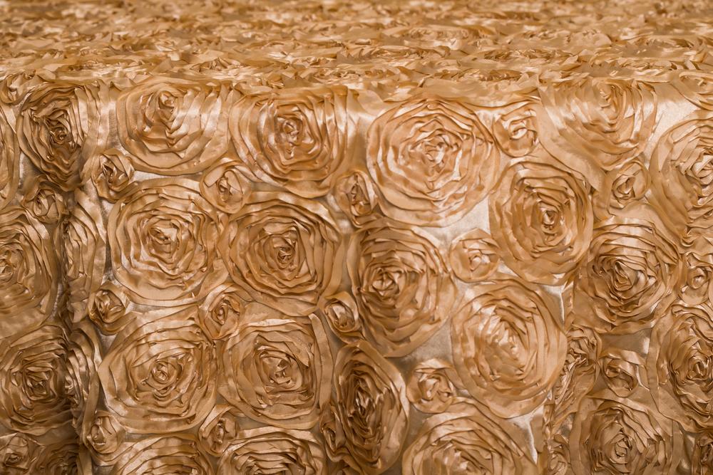 Rosette - Gold