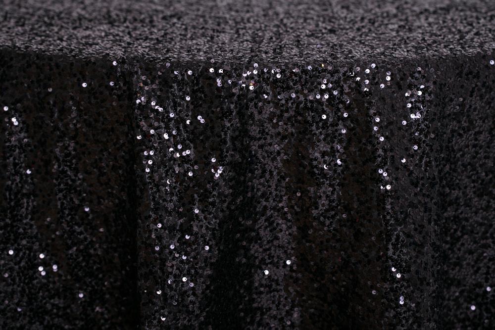 Sequins - Black