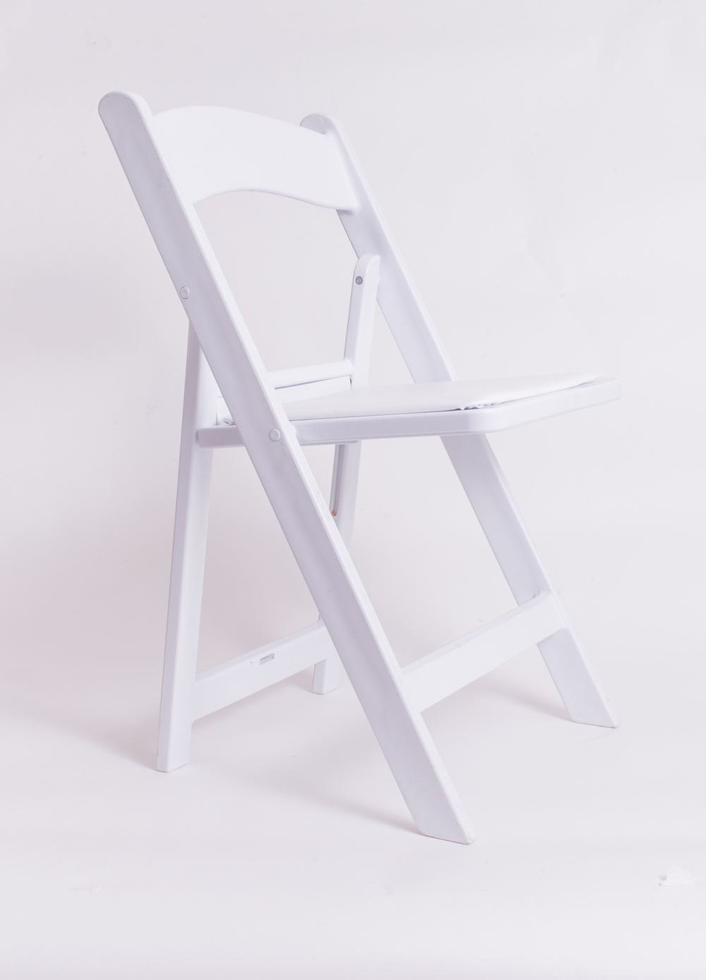 Garden Chair - White