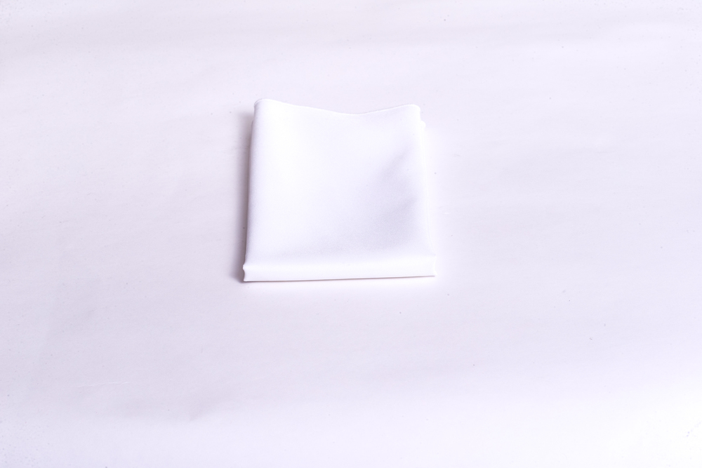 Polyester - White