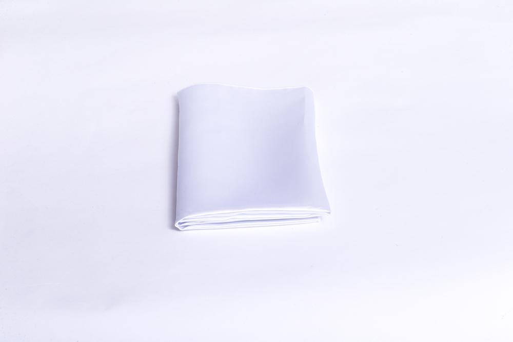 Satin - White