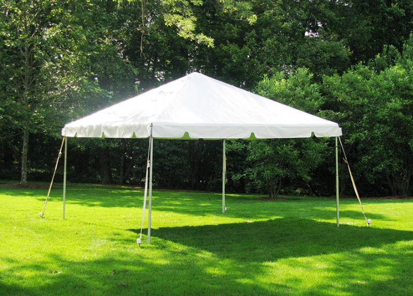 15' x 15' Frame Tent